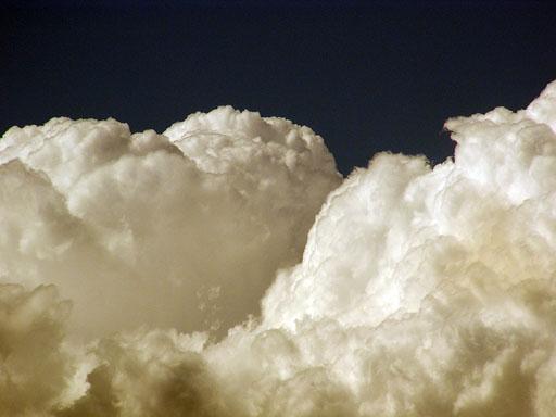 Kopovité oblaky