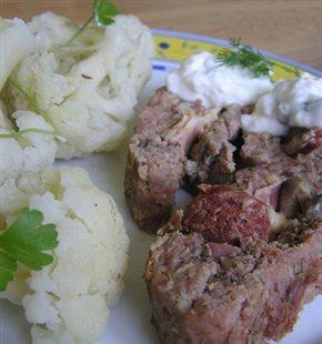 Mäsová roláda